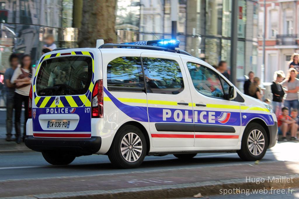 Police Nationale | Peugeot Partner | Infos : compagnie répub… | Flickr