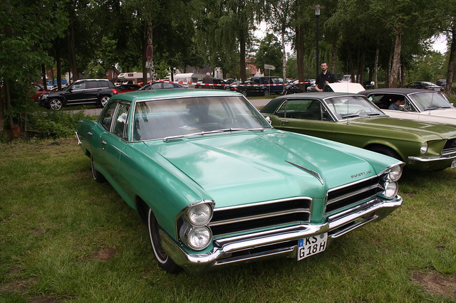 Pontiac Star Chief Fourdoor Sedan 1965