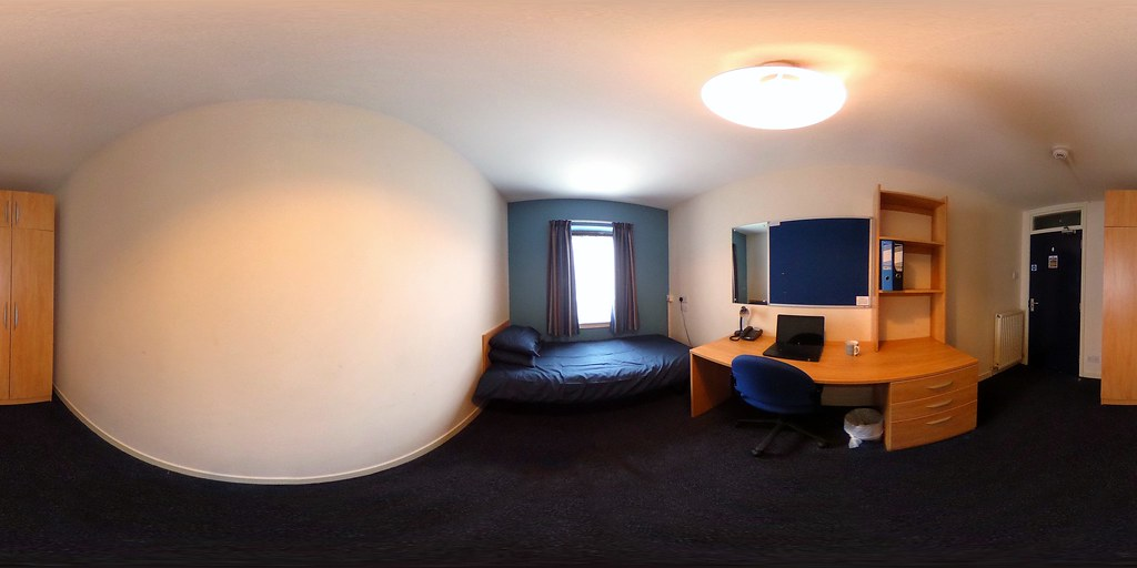 Kelvinhaugh Street Single Standard Bedroom