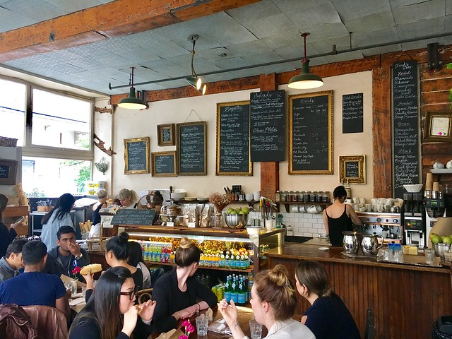 Finch Cafe, Vancouver