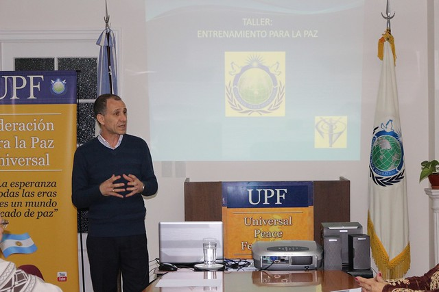 Argentina-2017-05-18-'Training for Peace' Workshop in Argentina