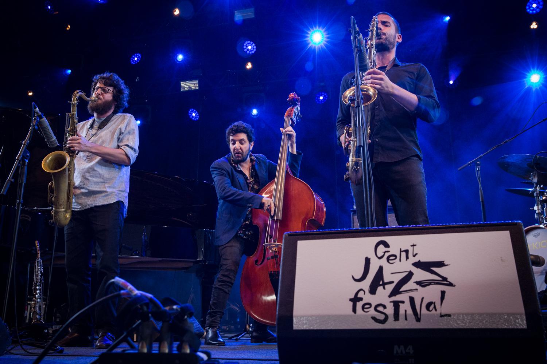 Omer Avital Quintet-4912
