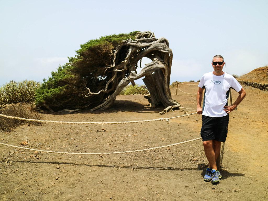 La Sabina, El Hierro es un lugar precioso al visitar las islas Canarias