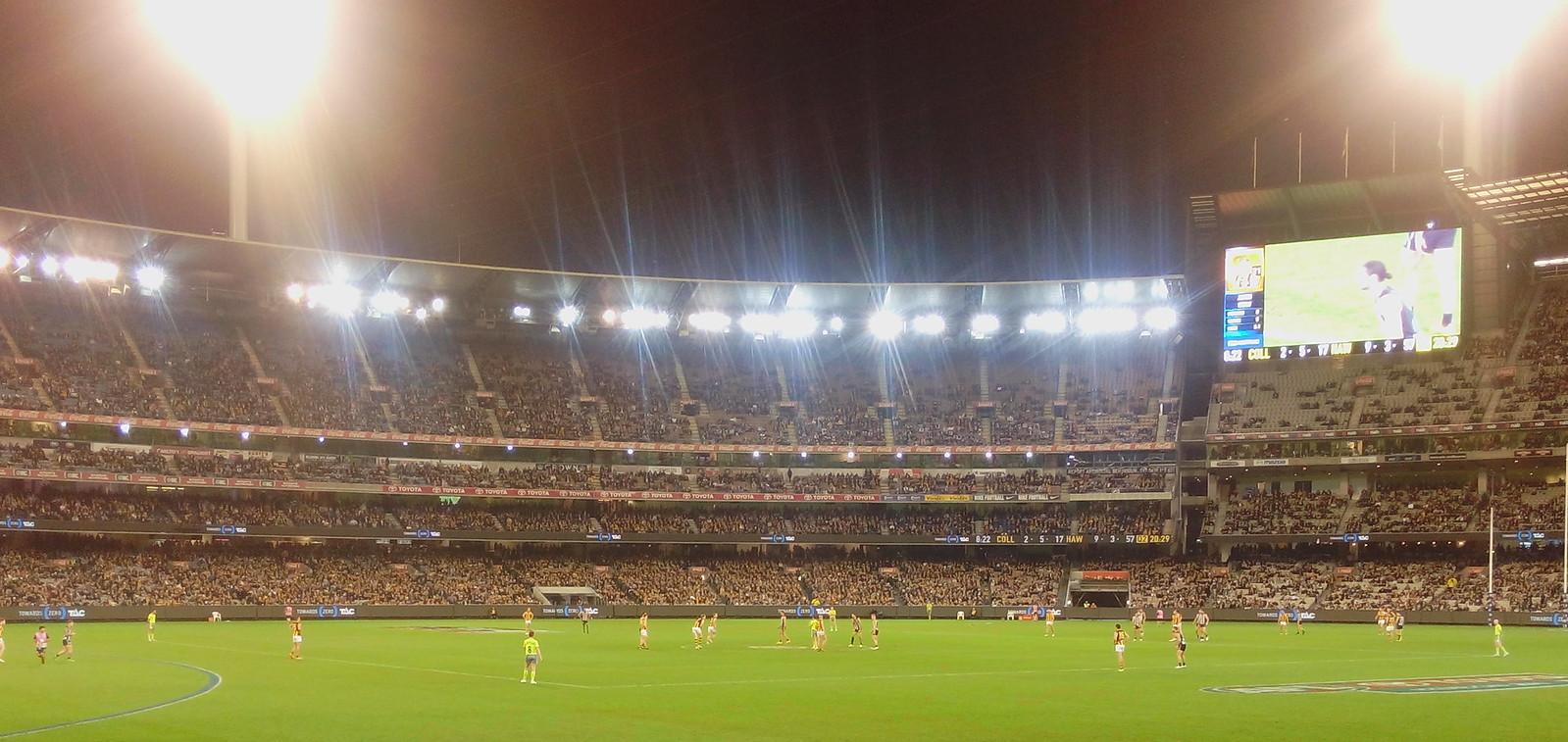 AFL MCG