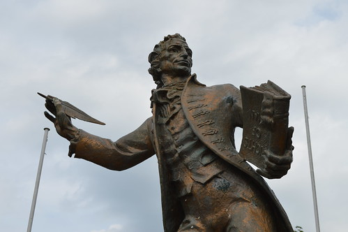 Thomas Paine statue | by Matt From London
