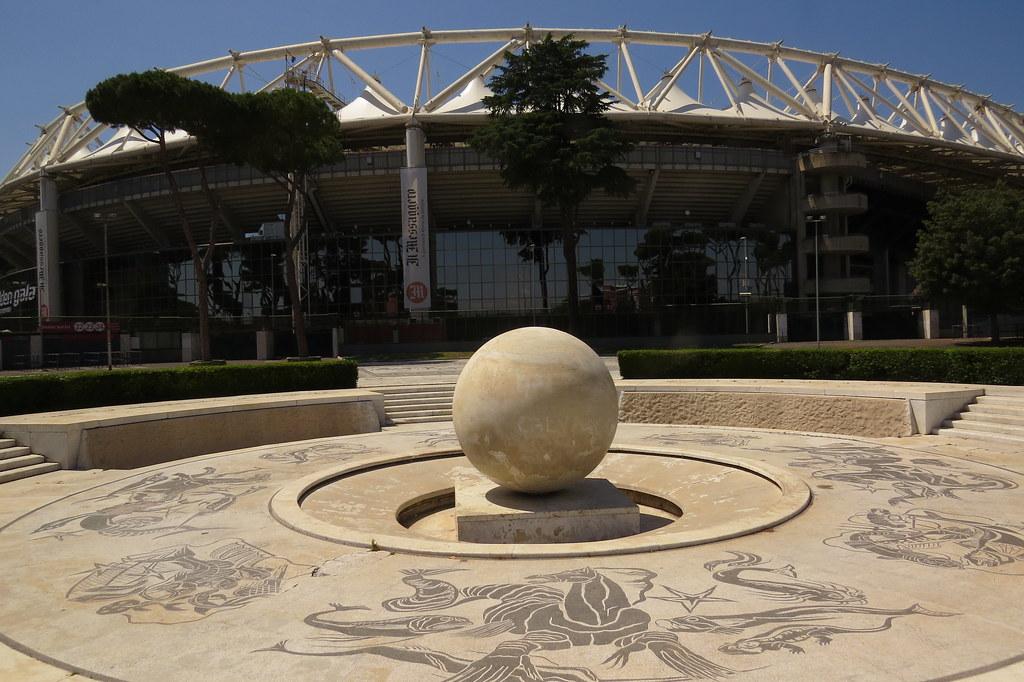 Stadio Olimpico di Roma   Simone Ramella   Flickr