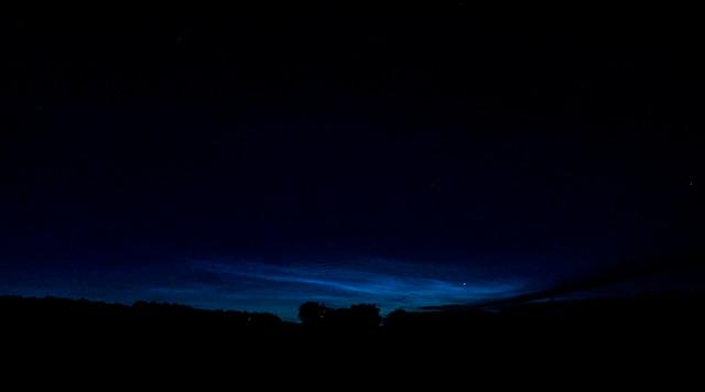 Evening Noctilucent Cloud (4) 03/07/17