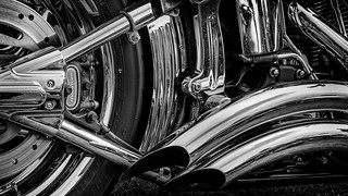 Harley Davidson Exhaust Pipe | by Pieter de Knijff Photography