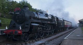 BR Standard No 73082 4-6-0 jr   by neal-felpham