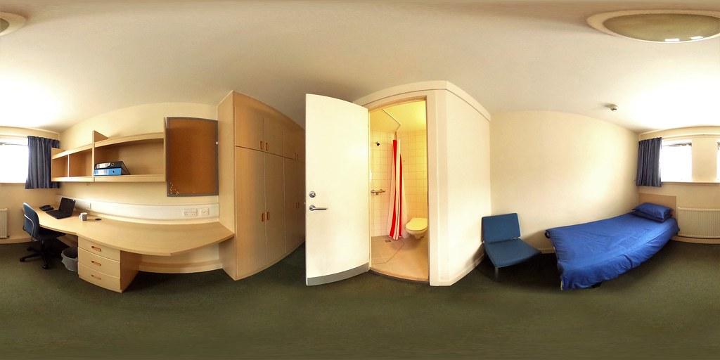 Kelvinhaugh Gate en suite single bedroom