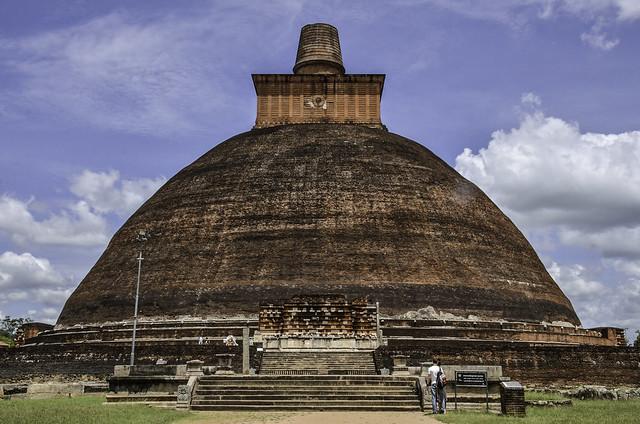 Anuradhapura - The Jetavana Dagaba