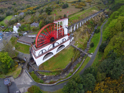 """""""laxey wheel"""" """"lady isabella"""" """"laxey"""" """"isle of man"""" """"united kingdom"""" """"24 september 2004"""" """"largest working waterwheel in the world"""" """"the great laxey """"lieutenant governor charles hope"""" wheel mines trail"""" """"water """"pictures """"history """"zacerin"""" """"christopher paul photography"""" """"outdoors"""" """"landscape"""" """"drone pictures"""" pictures lady """"aerial """"great mines"""" """"red"""" """"water"""""""