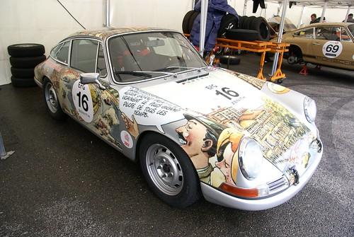 Porsche 911   by jul205rallye