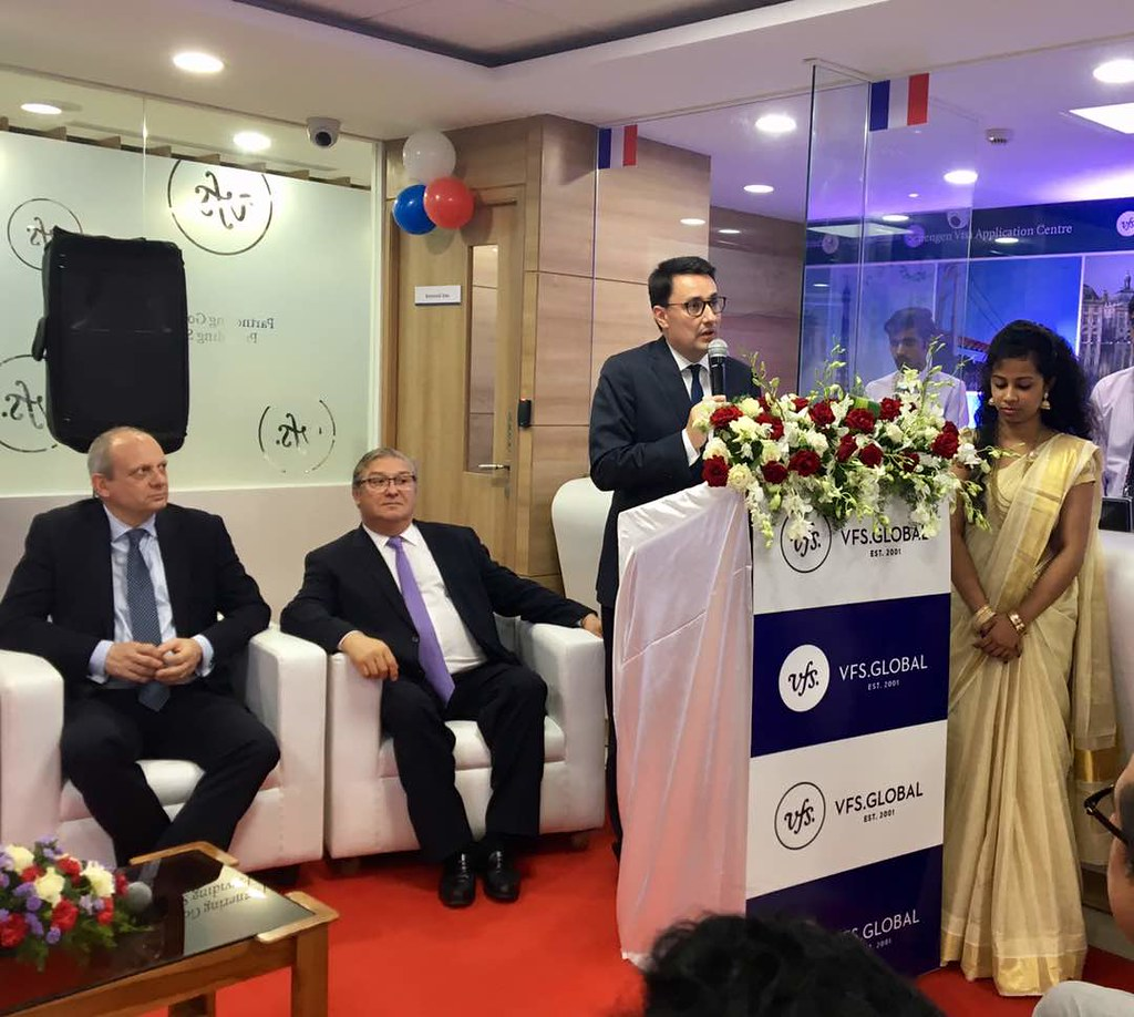 French Ambassador inaugurates first Atout France tourism k