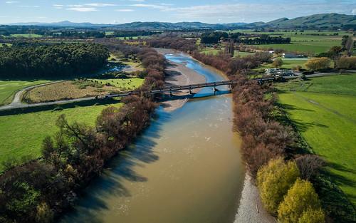 2017 djimavicpro drone landscape mavic newzealand scenic wairarapa gladstone wellington nz