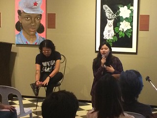 Youth and the Arts Talk by Aiya Balingit and John Marin of Studio 1616 | by paghilomcavite