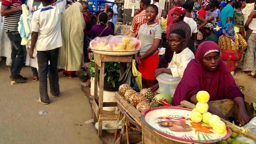 dutsemarketindutse abuja nigeriajujufilms hausagirl oranges pineapple streetmarket
