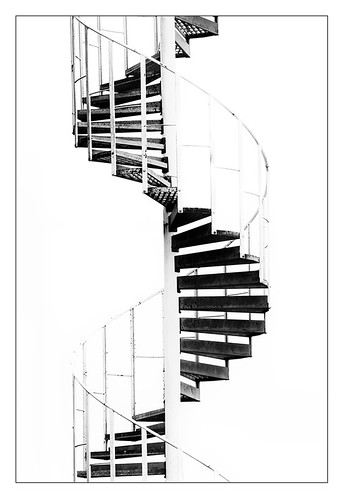 DNA of the spiral staircase | by leo.roos