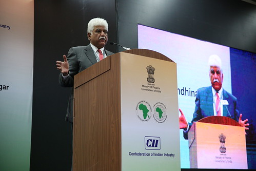 Africa-India Cooperation on Enhancing the High 5 Strategy: Marker Session, AM 2017