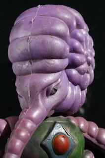 The Outer Space Men - Astro-Nautilus (Colorforms 1968)