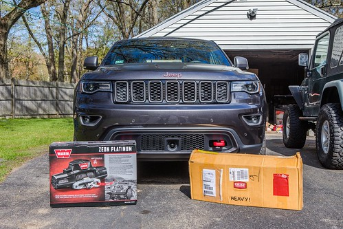 Chief Products & Warn Zeon Platinum | by 2180miles