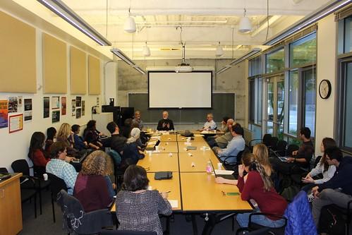 Ethics and Language of Conservation Colloquium 4.14.17