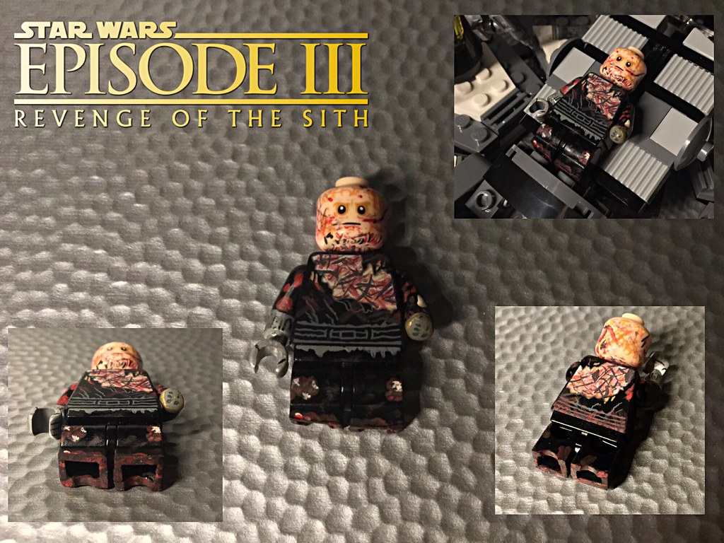 Custom Lego Star Wars Episode Iii Revenge Of The Sith M Flickr