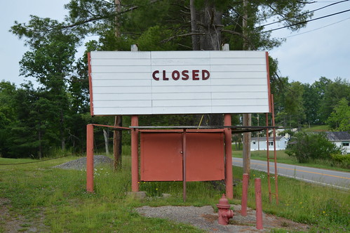 mtzion drivein theater calhoun county wv westvirginia closed abandoned marquee