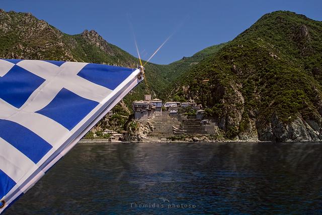 Mount Athos ~ Holy Monastery of Dionysiou.