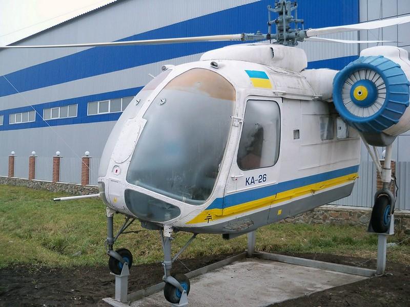 Helikopterid Ka-26 5