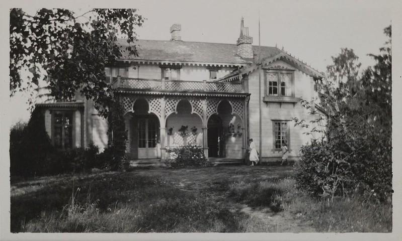 View of Villa Linudd