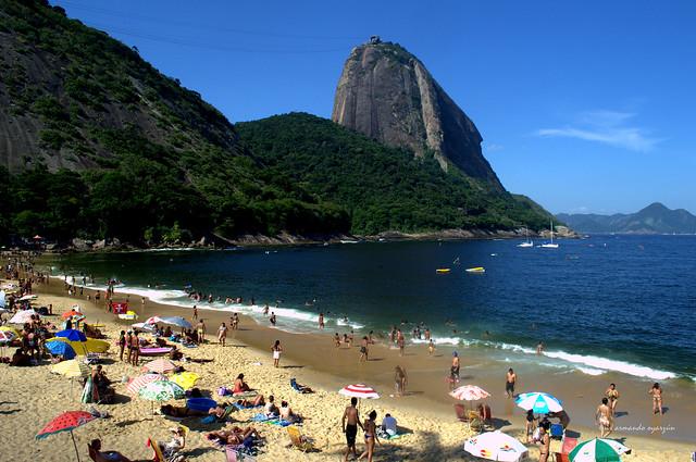 Pan de Azucar.Río de Janeiro.