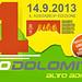 14.09.13: ECO-Dolomites