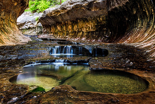 Emerald Pool | by James Marvin Phelps