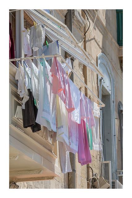 55/100: Washday pinks