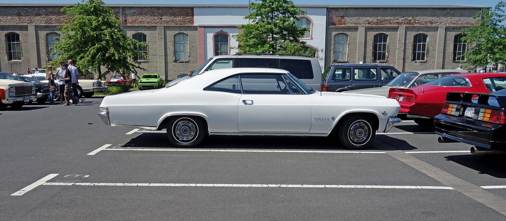 1965 Chevrolet Impala Sport Coupe Opron Flickr