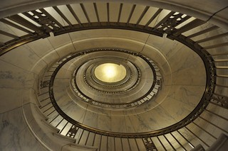 Spiral of the supreme court
