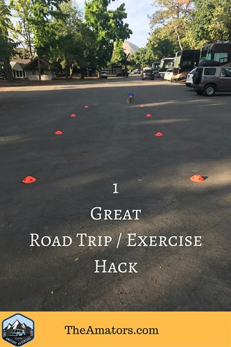 1 Great Road Trip %2F Exercise Hack | by TheAmators