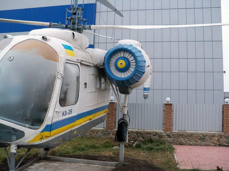 Helikopterid Ka-26 6