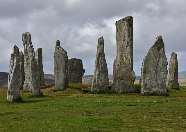 Callanish Stones..