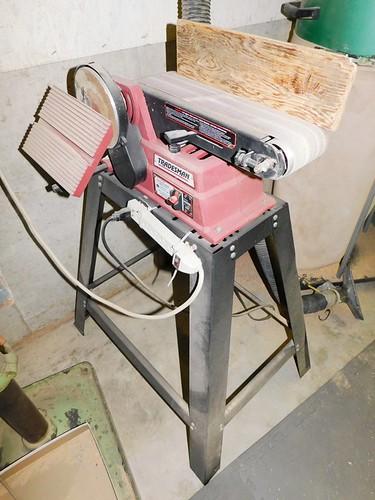 Tradesman disk sander   by thornhill3