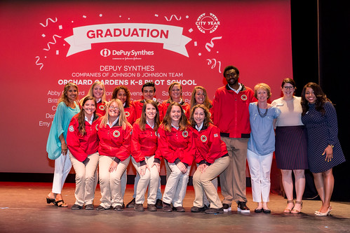 City Year Boston Graduation 2017 | City Year Boston