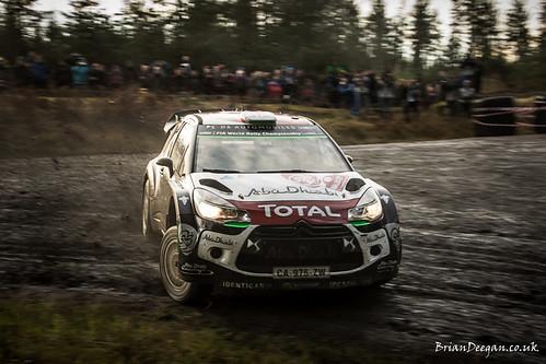 Citroen DC3 WRC | by Deego
