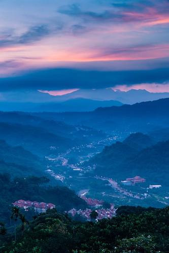 sunrise dawn taichung 台中 大坑 日出 tanzi 潭子