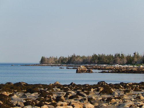 Thomas Raddall Provincial Park - strand - 3