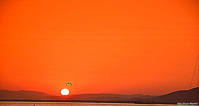 un volo verso il sole