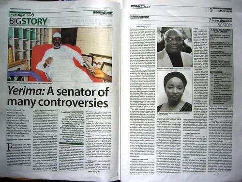 Yerima: A Senator of Many controversies | by talatu-carmen