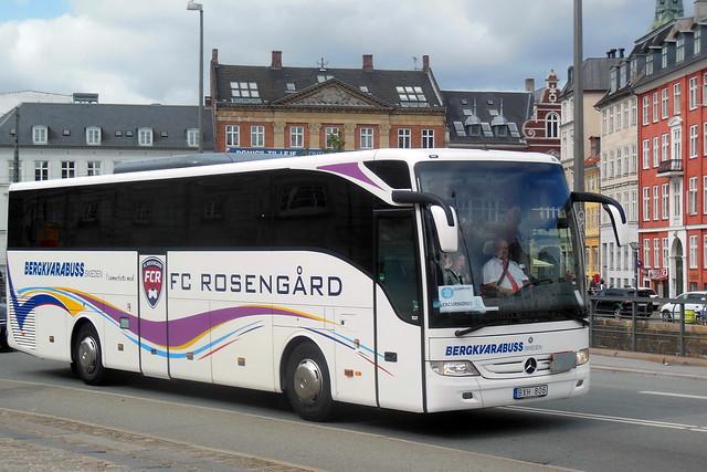 Mercedes Tourismo BXH806