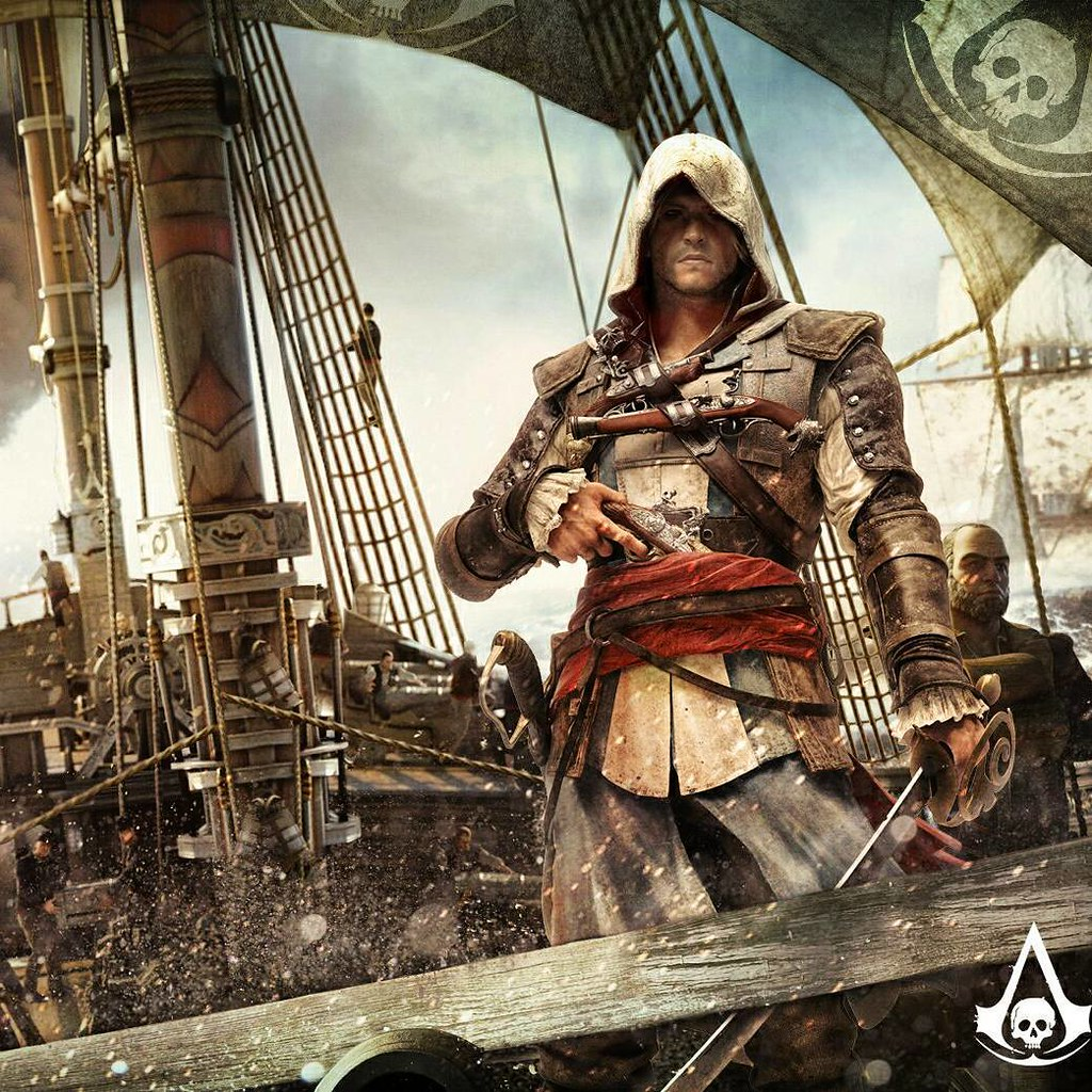 Assassin S Creed Iv Black Flag Xbox One 1080 P Game Flickr
