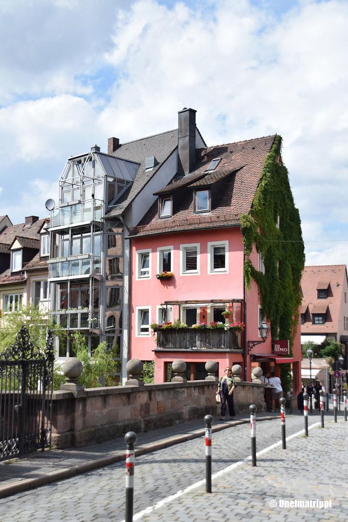 Nürnbergin rakennuksia